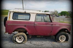 1962 International Harvester Scout Photo