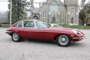 1969 Jaguar e-type 2+2 --