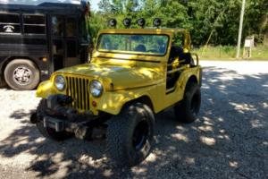 1968 Jeep Kaiser CJ5 Photo