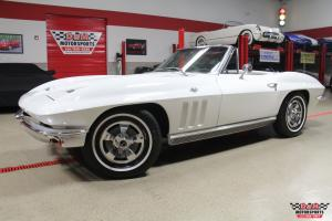 1966 Chevrolet Corvette Convertible Photo