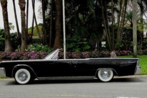 1962 Lincoln Continental CONTINENTAL Photo