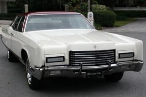 1971 Lincoln Continental SURVIVOR - 56K MILES Photo