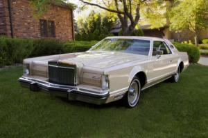1979 Lincoln Continental Mark V Designers Addition Photo