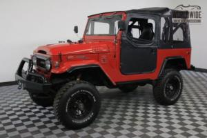1974 Toyota FJ40 RESTORED V8 POWERED PS PB