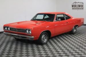 1969 Plymouth Road Runner ROAD RUNNER V8 383