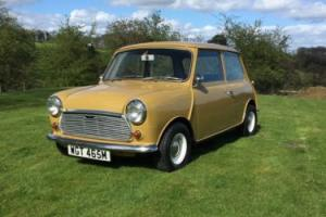1974 Mini Classic Mini Photo