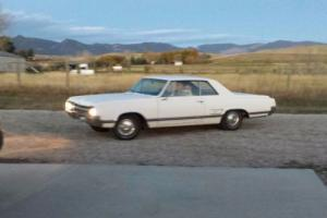1965 Oldsmobile Cutlass Holiday Coupe