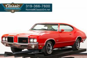 1972 Oldsmobile Cutlass 442 Trim Arizona Car