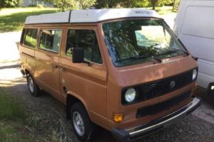 1984 Volkswagen Bus/Vanagon Subaru engine upgrade 1994 EJ2.2 Photo