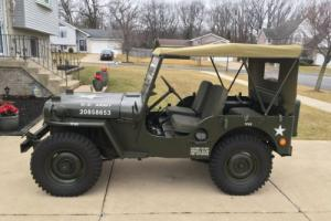 Willys Overland Photo