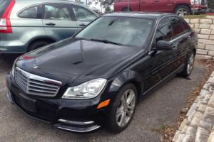 2013 Mercedes-Benz C-Class C 250 Luxury