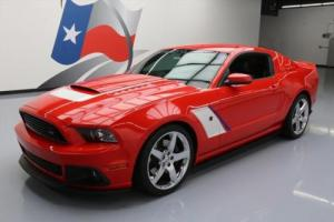 2014 Ford Mustang ROUSH STAGESUPERCHARGED NAV