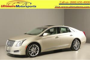 2013 Cadillac XTS 2013 PLATINUM NAV HUD PANO LEATHER