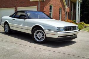 1993 Cadillac Allante 2dr Convertible Photo
