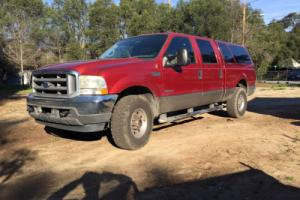 2002 Ford F-250 lariat Photo