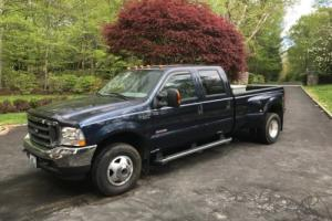 2004 Ford F-350 Dual Wheel, SuperDuty