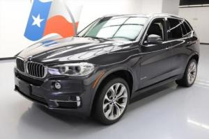 2014 BMW X5 XDRIVE35I AWD PANO SUNROOF NAV HUD