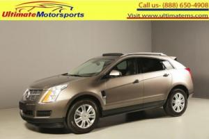2012 Cadillac SRX 2012 LUXURY COLLECTION LEATHER PANO HEATSEAT RCAM
