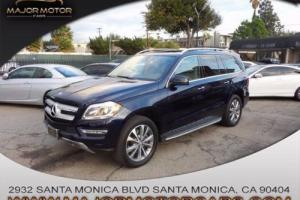 2014 Mercedes-Benz GL-Class GL450 Photo