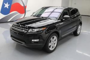 2014 Land Rover Evoque PURE PLUS AWD PANO ROOF NAV