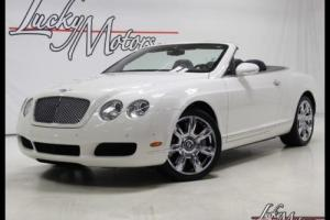 2008 Bentley Continental GT GTC Convertible AWD Fully Serviced Clean Carfax!