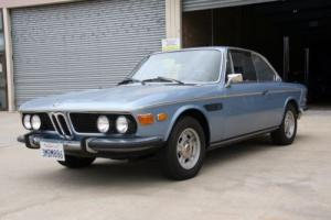 1971 BMW E9 3.0cs Manual Photo