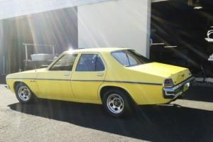 HOLDEN HZ KINGSWOOD 253 T-Bar 180 ORIGINAL K's!!! Photo