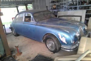 JAGUAR MK2 1962 Photo