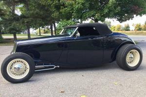 1933 Ford Cabriolet leather   eBay