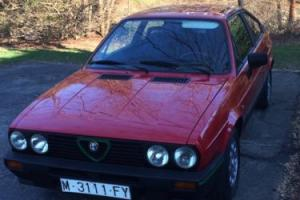 1984 Alfa Romeo Other Quadrifoglio Verde Photo