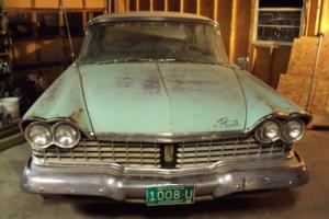 1959 Plymouth Fury Photo