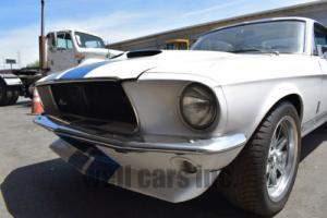 1967 Ford Mustang Fastback 1967 GT350 Tribute