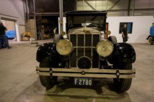 1928 FRANKLIN LIMOUSINE  7 PASS.