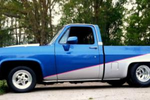 1985 Chevrolet C-10 chevy c10 ck1500 other gmc pickup truck pro 454 SS