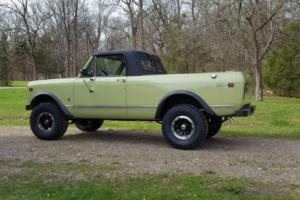1976 International Harvester Scout TERRA Photo