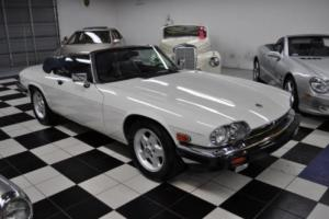 1989 Jaguar XJS ONE OWNER SINCE NEW - VERY CLEAN!! Photo