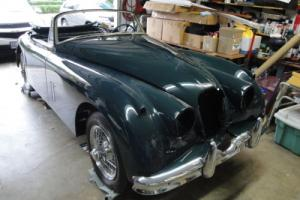 1961 Jaguar XK150 Photo
