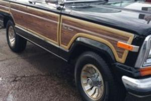 1987 Jeep Wagoneer Photo