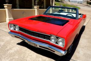 1968 Plymouth Satellite CONVERTIBLE Photo