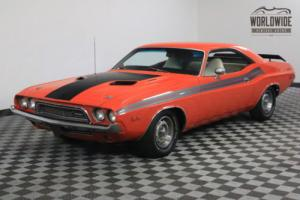 1973 Dodge Challenger V8 AUTO HEMI ORANGE Photo