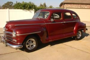 1946 Plymouth Other 4 dr.