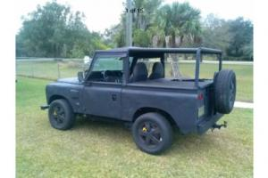 1966 Land Rover Defender