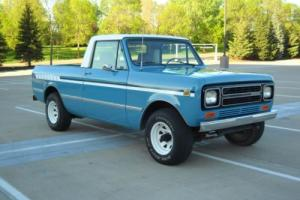 1980 International Harvester Scout Terra Photo