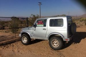1988 Suzuki Samurai Hardtop Photo