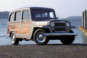 1953 Willys Photo