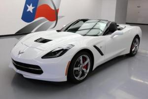 2014 Chevrolet Corvette STINGRAY CONVERTIBLE 2LT NAV HUD