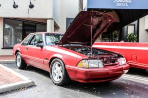1993 Ford Mustang LX coupe