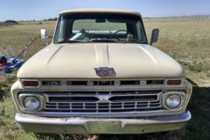 1966 Ford Other Long bed