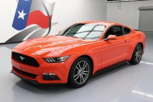 2016 Ford Mustang ECOBOOST PREM CLIMATE LEATHER NAV