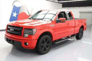 2013 Ford F-150 FX2 SPORT SUPERCAB LEATHER NAV 20'S